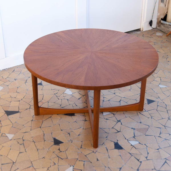 Table basse McIntosh ronde