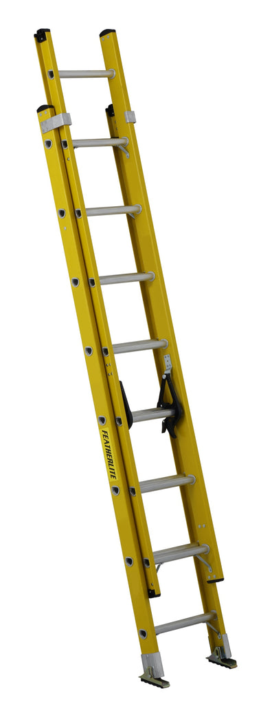 LADDER FEATHERLITE 6900E EXTRA-HEAVY DUTY FIBERGLASS EXTENSION MEETS OR EXCEEDS CSA GRADE 1A, ANSI TYPE IA - Hansler.com