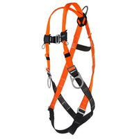 Fall Arrest Harness - Miller by Honeywell Titan II Non-Stretch - Hansler.com