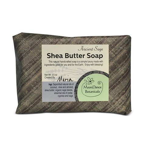 Ancient Sage Shea Butter Soap
