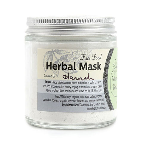 Face Food Herbal Face Mask