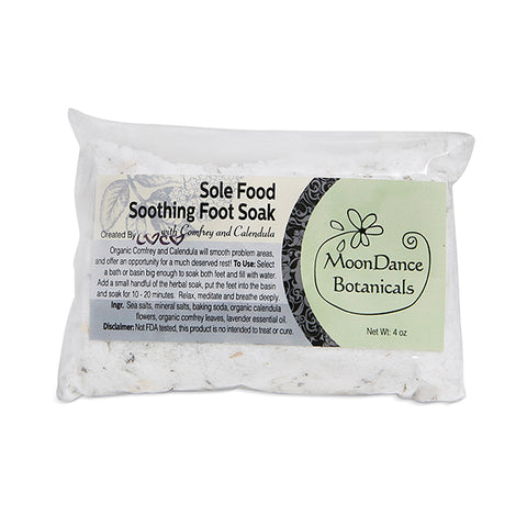 Sole Food Soothing Foot Soak