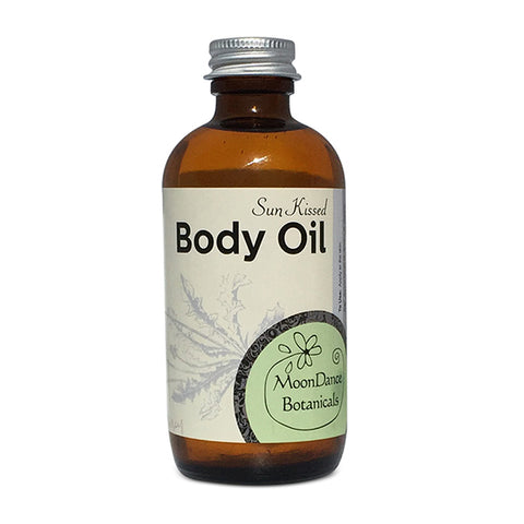 Sun Kissed Body Oil