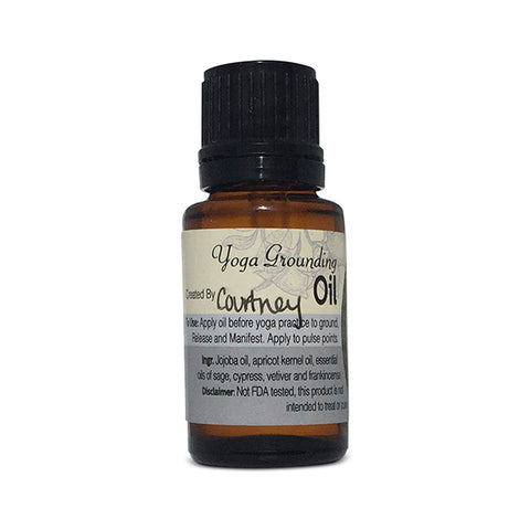 Yoga Grounding Oil