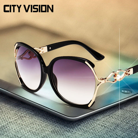 2016 New Butterfly sunglasses Women Fashion glasses Luxury party point sun oversized Glasses Female Eyewear brand shades Outdoor -  - Houzz of Threadz - 1