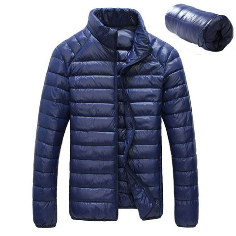 Ultralight Men Winter Jacket -  - Houzz of Threadz - 1