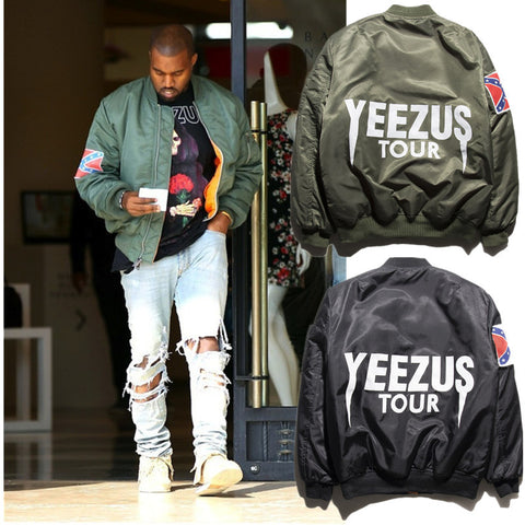 YEEZUS Bomber Jackets -  - Houzz of Threadz - 1