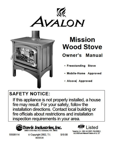 Avalon Mission User Manual - Wood_AvalonMission