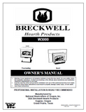 Breckwell 2004 W3000 User's Manual - Wood_Breckwell2004W3000