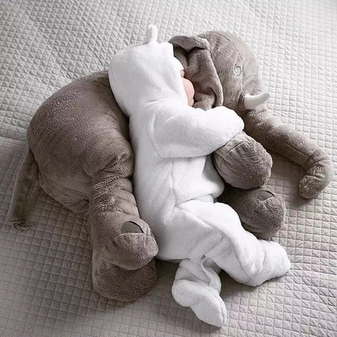 Giant Elephant Baby Pillow - Slim Wallet Company