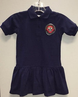 MBS Girls Polo Dress