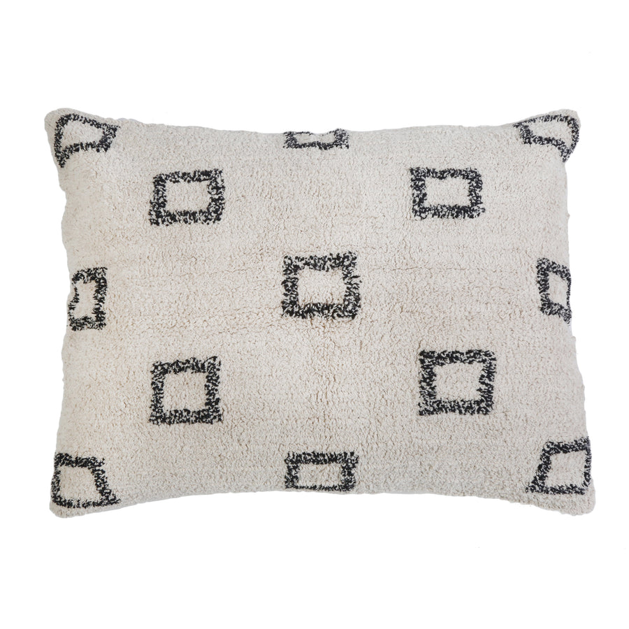 BOWIE HAND WOVEN PILLOW 28