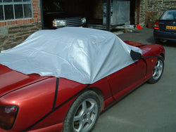 Bentley Azure Waterproof Outdoor Half Car Cover