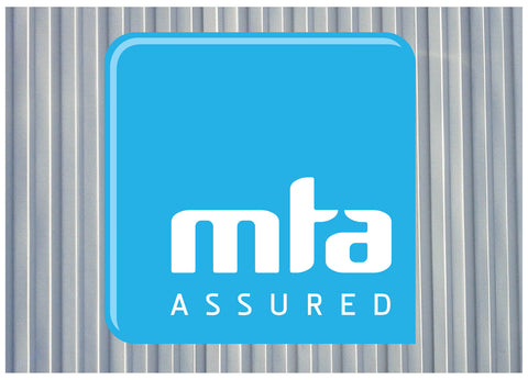 MTA Acrylic Building Sign. Member Price: