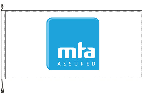 MTA Flag 1800 x 900. Member Price: