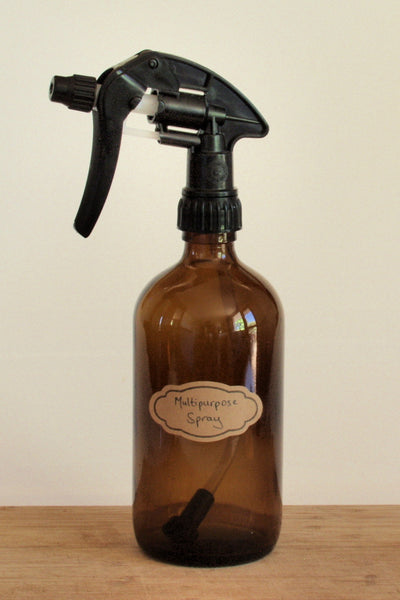 Trigger sprayers for your homemade cleaning products
