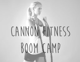 Cannon Fitness Boot Camp