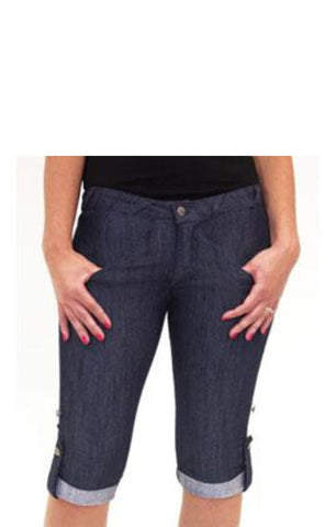 The TUMBLER Stretch Denim Peddle Pusher - BLOW OUT SALE - $19.99!!!