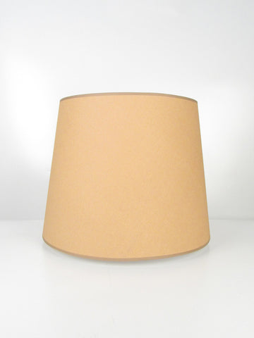 Tall Angled Drum - Mustard