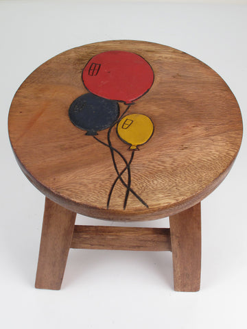 Balloon Kiddie Stool