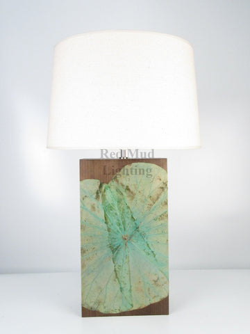 New Lotus Leaf Lamp Large Light Green
