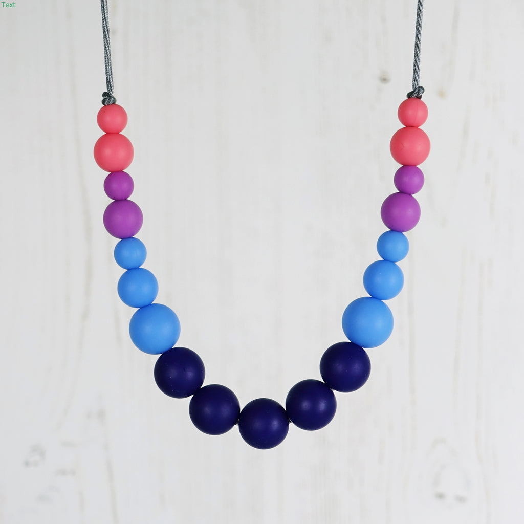 Cha Cha: Dance With Me Teething Necklace