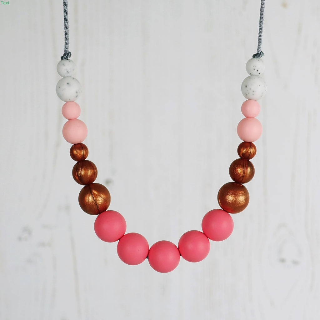 Calypso: Dance With Me Teething Necklace