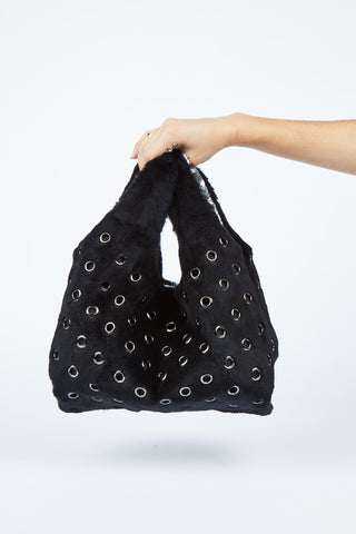 The Big Dipper Reversible Bag - Black Grommet