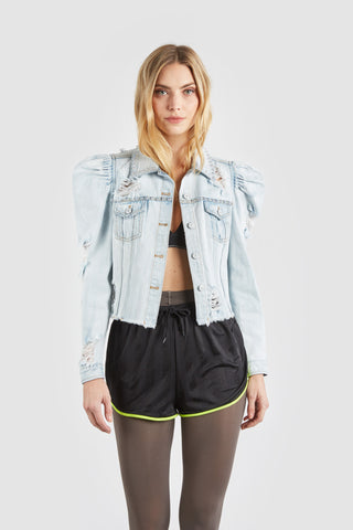 The Can You Dig It Denim Jacket