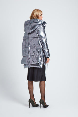 The Binary Star Puffer - Gunmetal