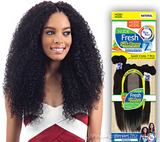 Bundle  ModelModel Fresh W/W Silk Base Sassy Curl 7pcs