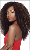 Curly Synthetic Crochet Outre X PRESSION 4in1 Loop Kinky Curly 14""