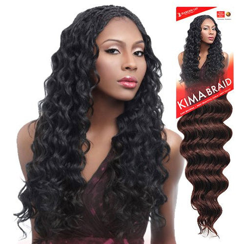Synthetic Braid HARLEM125 KIMA BRAID Ocean Wave 20""