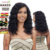 ShakeNGo Naked Brazilian bundle Loose Deep 7pcs