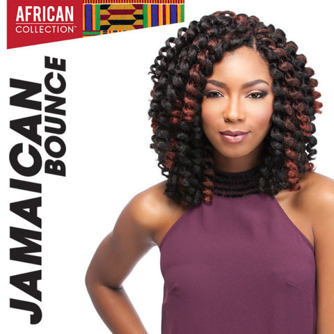Synthetic Crochet Sensationnel African Collection Jamaican Bounce 26in