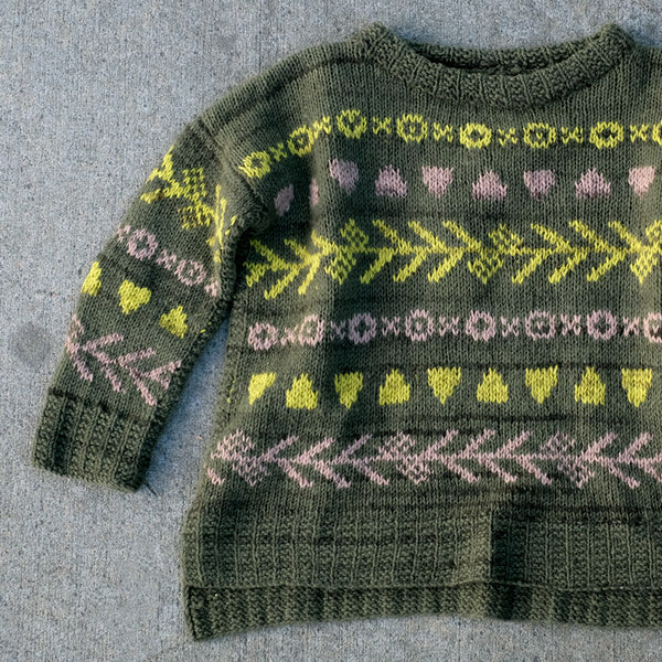 Vivarium-along: A Spring Sweater KAL! With Prizes!
