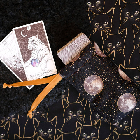 New Moon Protection Pouch