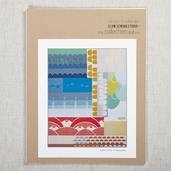 The Collection Quilt Pattern