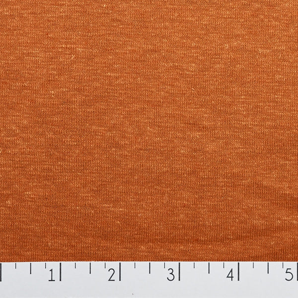 Hemp/Organic Cotton Jersey Orange