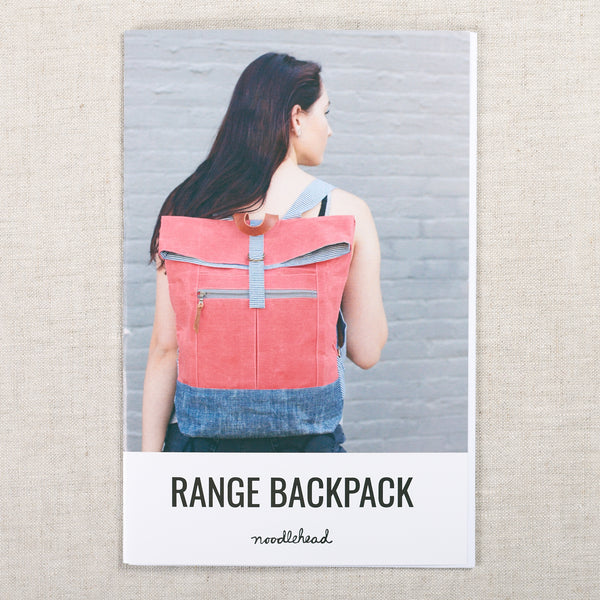 Range Backpack Pattern