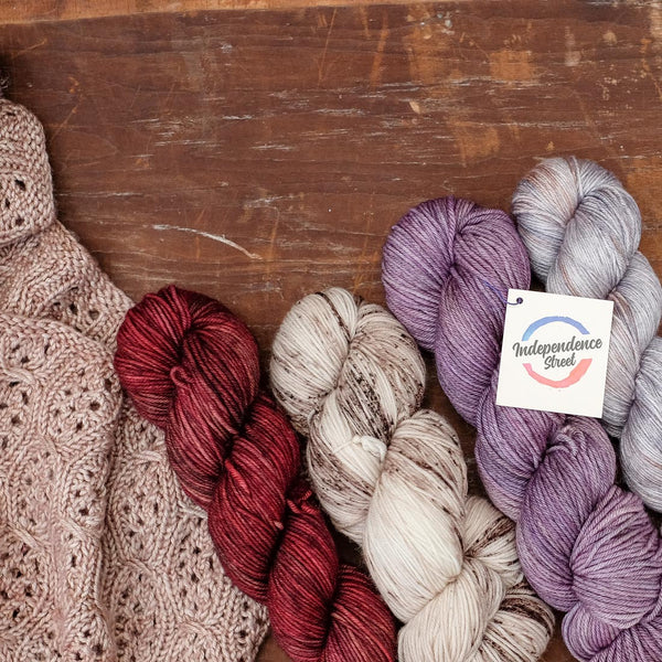 Pop-up Shop with Independence Street Yarn