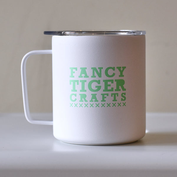 Fancy Tiger Camp Cup
