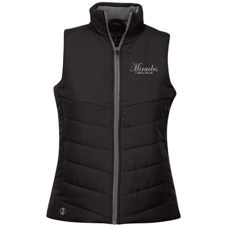 Miracles, I believe!229314 Holloway Ladies' Quilted Vest