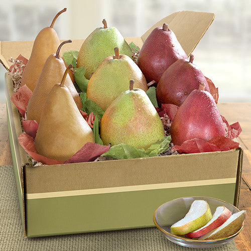 Pears to Compare - Deluxe Gift Box - CFG1001