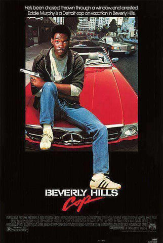 Download Beverly Hills Cop - 1984 (Movie), Urban Books, Black History and more at United Black Books! www.UnitedBlackBooks.org