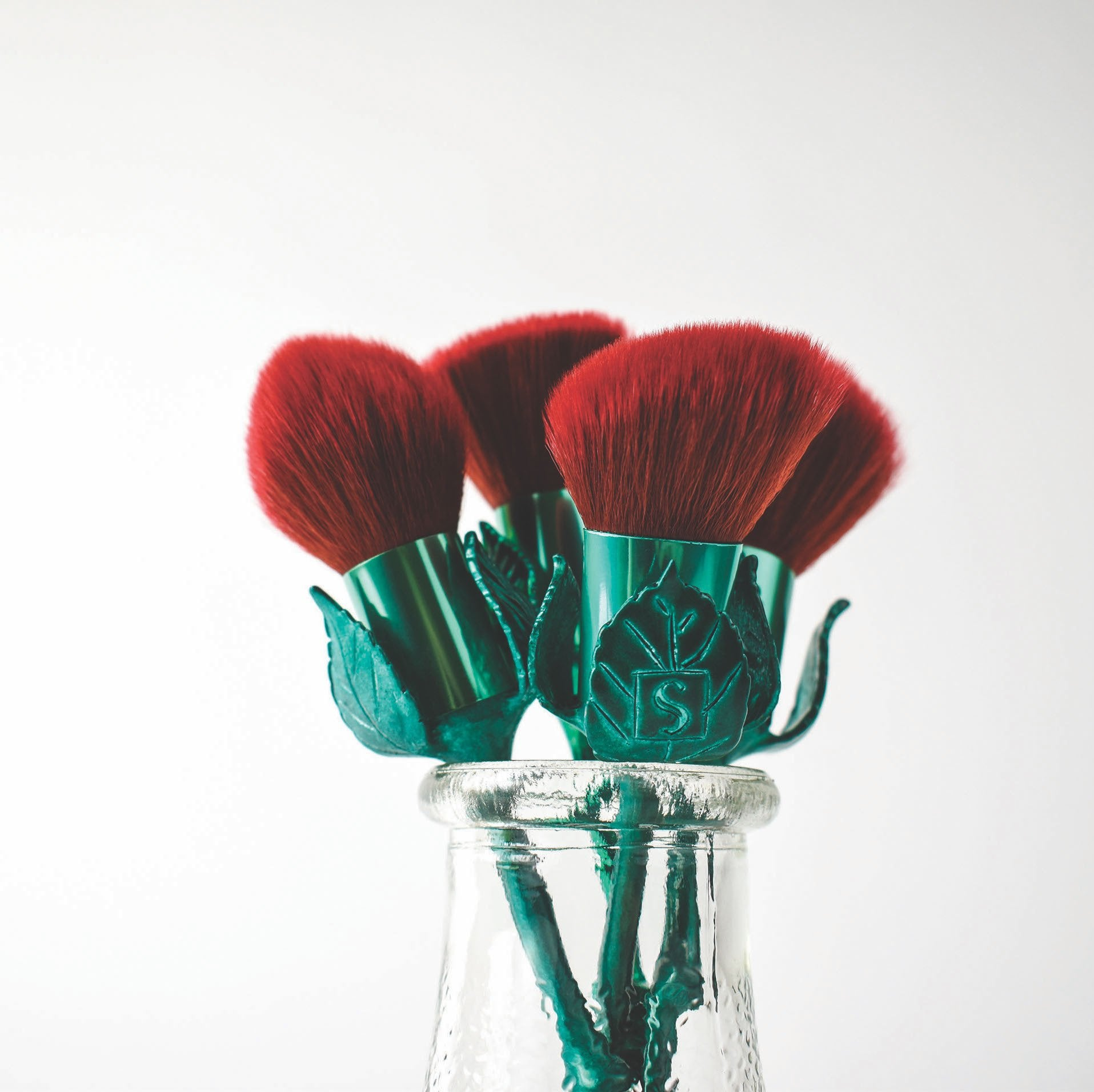 Storybook Cosmetics - What's in a Name Rose Brushes