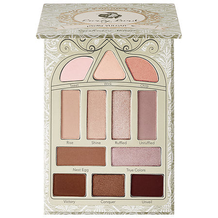 Pretty Vulgar - Early Bird Eyeshadow Palette