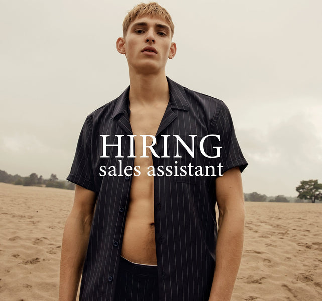 HIRING - Sales Assistant