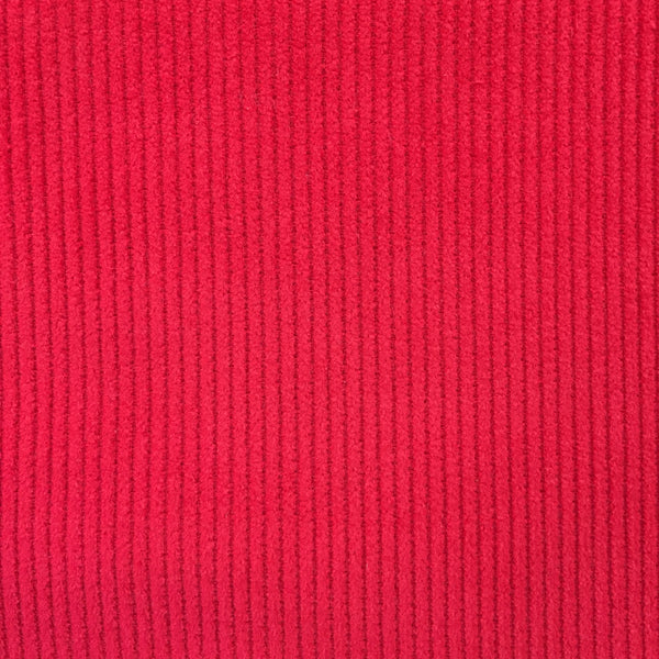 Corduroy - Red