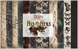 "12"" x 12"" paper pack - His and Hers"